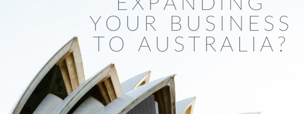 Incorporating in Australia? Choosing the right business structure…