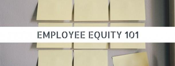 Startup Employee Equity Schemes 101