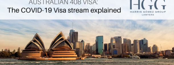 408 Visa: The COVID-19 Visa stream explained