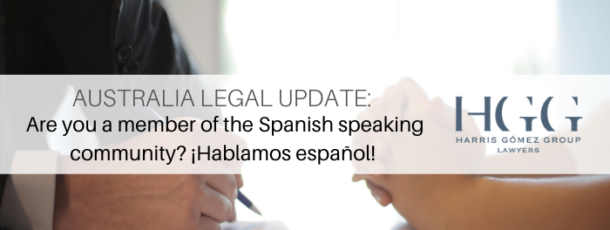 Are you a member of the Spanish-speaking community? ¡Hablamos español!