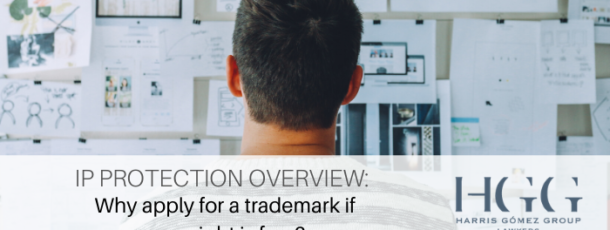IP Protection Overview: Why apply for a trademark if copyright is free?