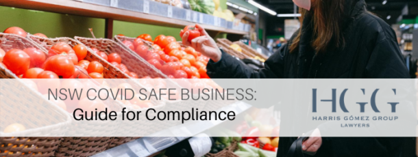 COVID Safe Business: Guide for Compliance